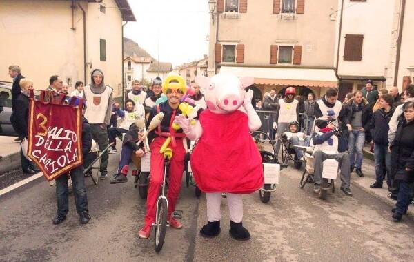 Parate e Carnevali