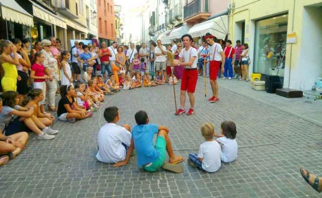 Artisti di strada Vicenza